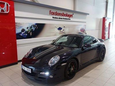 brugt Porsche 997 Turbo Stertman Svensksåld