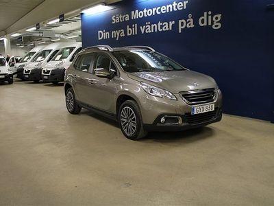gebraucht Peugeot 2008 ACTIVE 1,2 PURETECH AUT