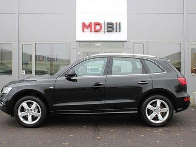 brugt Audi Q5 TDI 190 Q EU6 Aut S Line Drag Momsbil