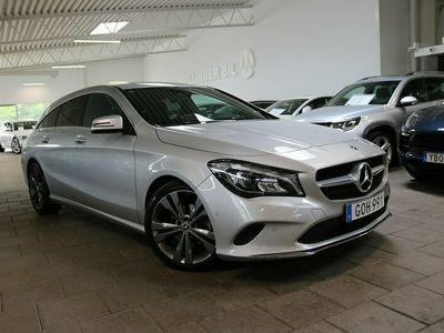 begagnad Mercedes CLA220 Shooting Brake d SPORT 7G-DCT Aut EU6 177hk