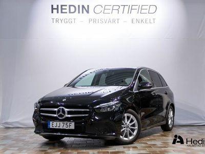 begagnad Mercedes B200 d // VINTERHJUL & BACKKAMERA //