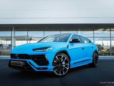 begagnad Lamborghini Urus Style Package 2020, SUV 2 689 000 kr