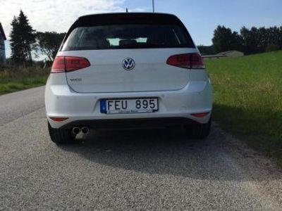 begagnad VW Golf GTD 2.0D 184hk -14