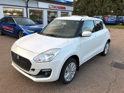 begagnad Suzuki Swift 1,2 AllGrip 4WD inkl Metallic