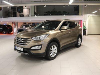 begagnad Hyundai Santa Fe 2013, SUV 149 000 kr
