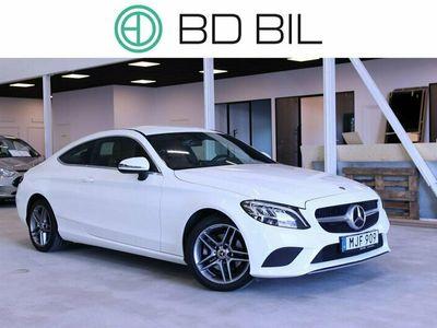 begagnad Mercedes C220 d NAVI SKINN 0.46L/MIL EU6