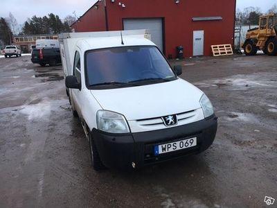 begagnad Peugeot Partner 2,0 hdi -04