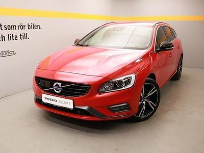 gebraucht Volvo V60 D5 AWD Twin Engine Classic R-Design, Dragkrok, on Call, Navigation, Miljöklass EURO6