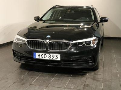 begagnad BMW 520 d xDrive Touring Sport Värmare Drag