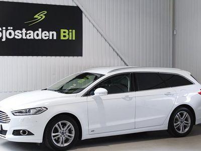 begagnad Ford Mondeo Kombi 2.0 TDCi AWD NAV Drag 180hk