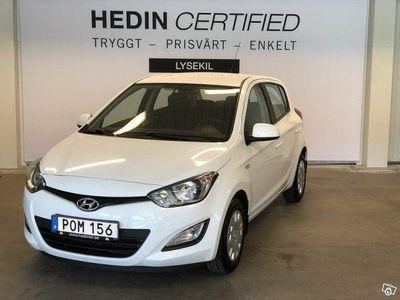 begagnad Hyundai i20 16V man 5-vxl Select -14