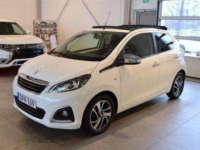 begagnad Peugeot 108 1.0 VTi Top Cab Active