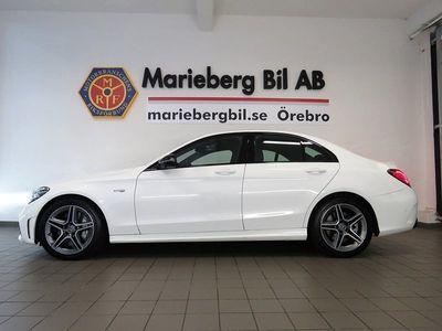 begagnad Mercedes C43 AMG AMG4M 4MATIC 390hk Sedan Svensksåld