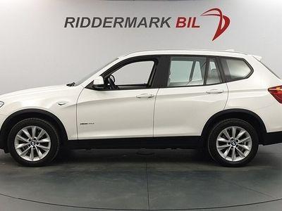 begagnad BMW X3 xDrive20d Skinn D-Värmare HiFi Drag