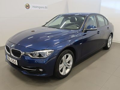 brugt BMW 320 i xDrive Sedan / Sport Line / Drag / Låga skatten