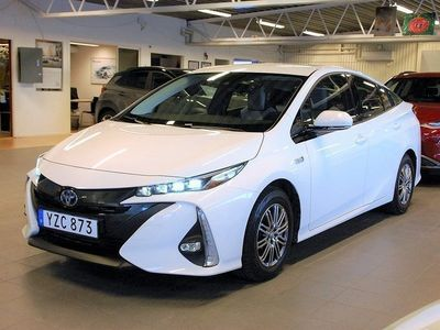 begagnad Toyota Prius Plug-in Hybrid 1.8 123hk Executive