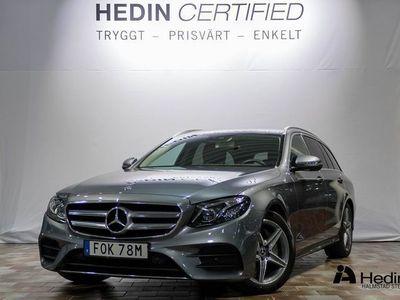 begagnad Mercedes E220 // DRAGKROK & VINTERHJUL //