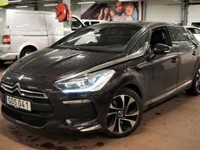 begagnad Citroën DS5 2.0 BlueHDi Automatisk 181hk