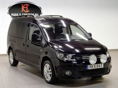 used VW Caddy Maxi Life 7Sits Gas/Bensin