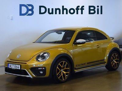 begagnad VW Beetle TSI 220 Aut Dune Fender Sound