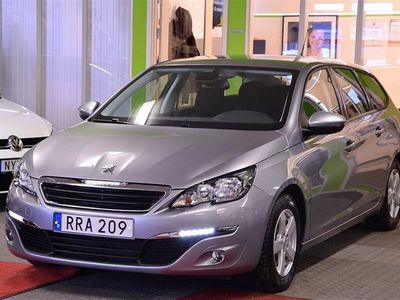 begagnad Peugeot 308 SW 1.6 HDI 120HK NAVIGATION SKATTEFRI
