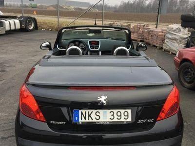 begagnad Peugeot 207 CC