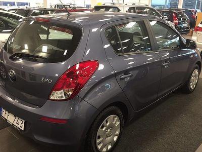 begagnad Hyundai i20 1.2 Select 2013, Kombi 90 000 kr