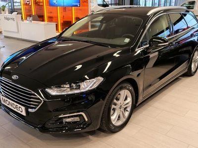 begagnad Ford Mondeo Kombi 1.5 165hk Titanium Aut.
