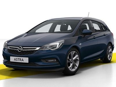 brugt Opel Astra ST 1,4 Dynamic (150hk) Automat
