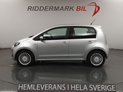 begagnad VW up! 1.0 5dr (75hk)