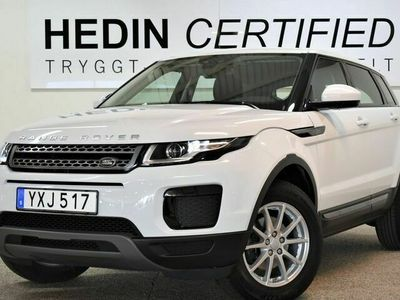 begagnad Land Rover Range Rover evoque 2.0 eD4 S Euro 6 150hk