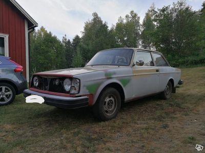 used Volvo 240 1976 12000 mil