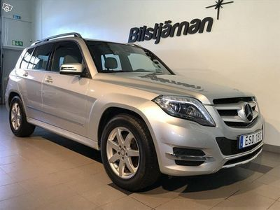 begagnad Mercedes GLK350 CDI 4MATIC 7G-Tronic Plus 265hk