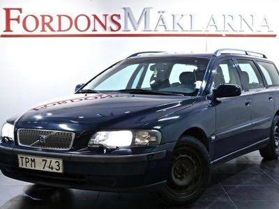 begagnad Volvo V70 2.4 140HK BESIKTAD