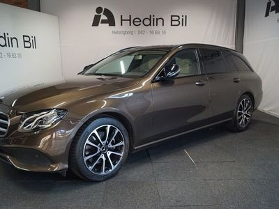 begagnad Mercedes E220 9G-Tronic / Nightpackage / Värmare