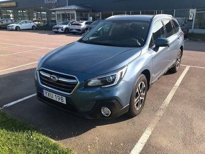 begagnad Subaru Outback 2.5 Ridge 4WD Lineartronic Euro 6 175hk