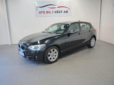 used BMW 118 d 5-dörar Sport line 1187kr/Mån