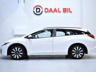 begagnad Honda Civic 1.6 120HK BACKKAMERA FULL.SERVAD