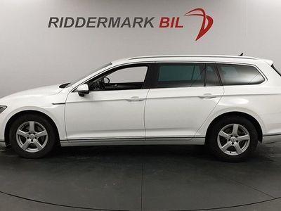 begagnad VW Passat 2.0 TDI Sportscombi 4MOTION (190hk) Executive