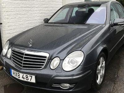begagnad Mercedes E200 CDI
