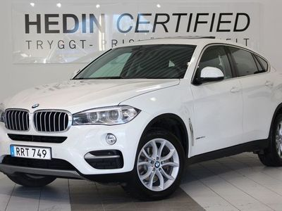 brugt BMW X6 40d xDrive Lounge/Winter pack