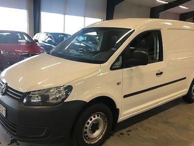 begagnad VW Caddy Maxi Life Caddy 1,6 TDI Maxi Aut 2013, Personbil 69 900 kr