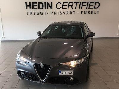 begagnad Alfa Romeo Giulia 2.2 JTDM Automatisk. . NAVI BACKKAMERA 2017, Sedan 239 900 kr
