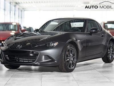 begagnad Mazda MX5 2,0 RF 184 hk Svart skinn