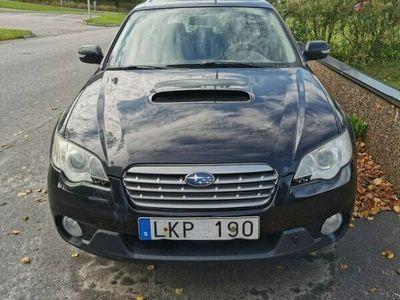 begagnad Subaru Legacy Wagon 2.0 D 4WD