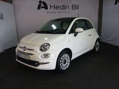 brugt Fiat 500 1.2 Lounge Euro 6 69hk