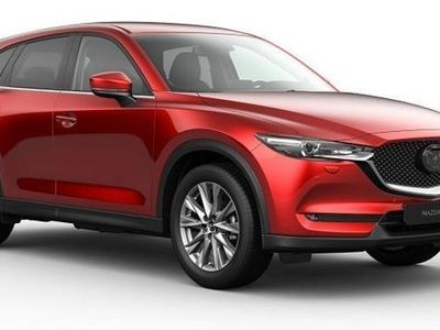 begagnad Mazda CX-5 AWD A6 2.5 Optimum 194 hk Automat