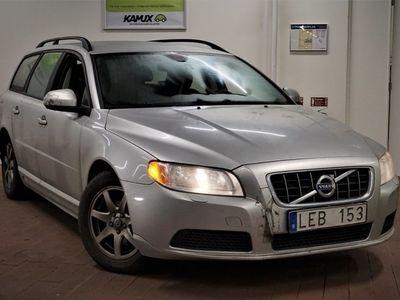 begagnad Volvo V70 1.6D DRIVe | Drag | D-värm | S&V-hjul