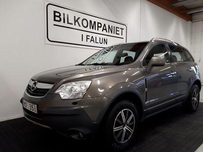 brugt Opel Antara V6/4x4/Automat/Drag/227hk/Sv-Såld