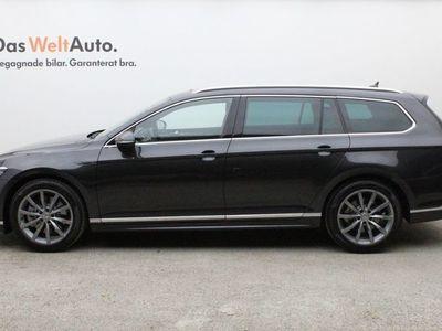 begagnad VW Passat Variant SC TDI 240 DSG7 GTS / DCC / Panorama / P-värmare /
